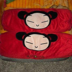 "Other - Cylinder ""Pukka"" Pillows"